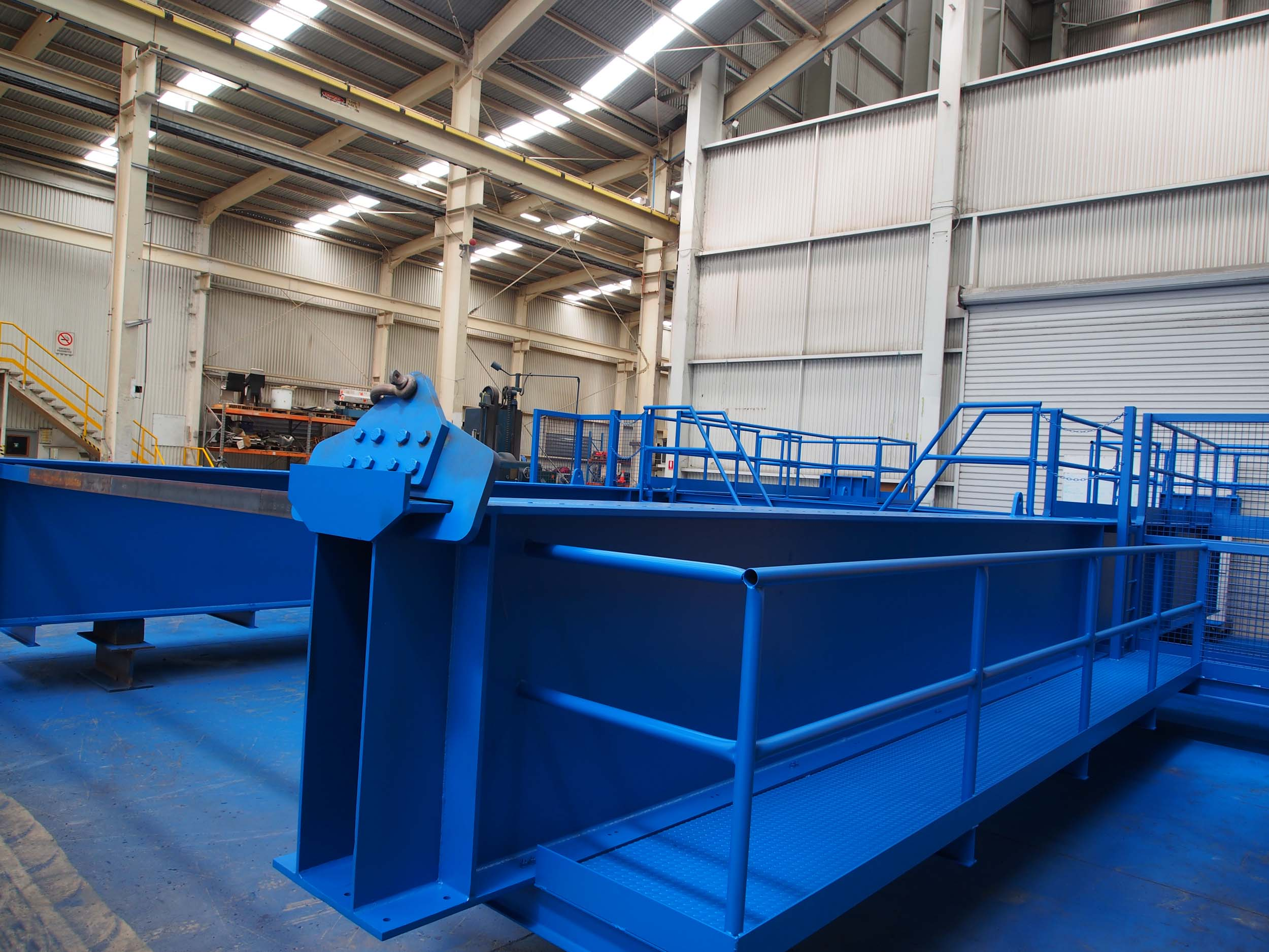 Buyer's Agent structural-steel-works-for-kingsford-smith-drive
